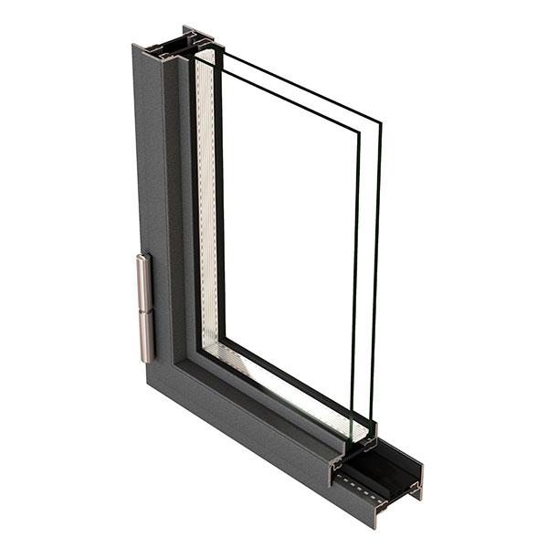 Venkovní exteriérová okna