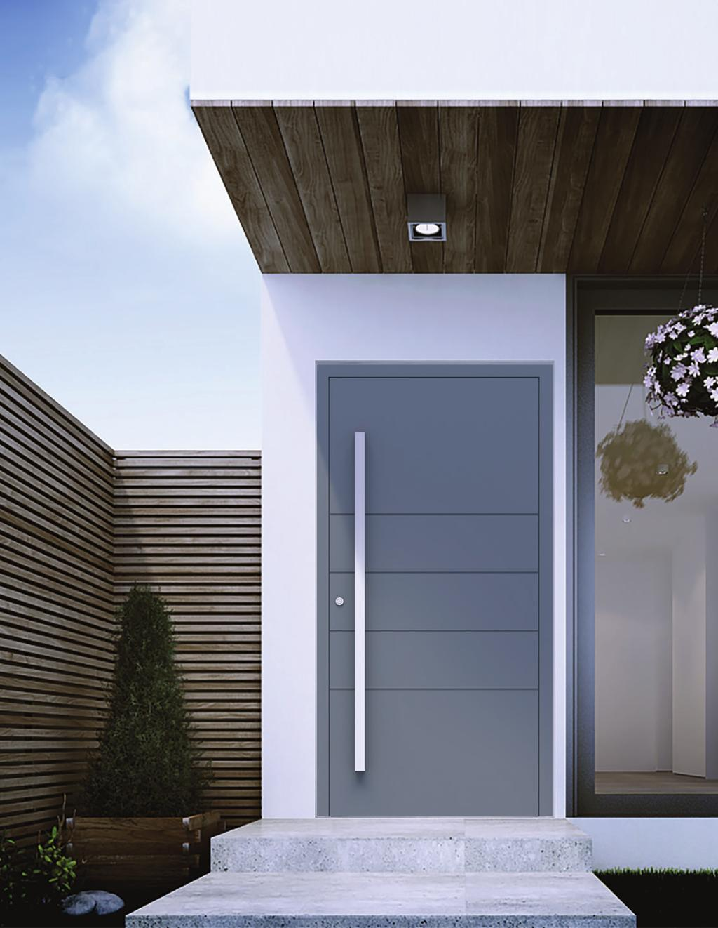Panelové dveře